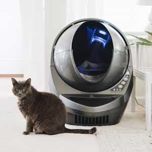 Lettiere per gatti e toilette